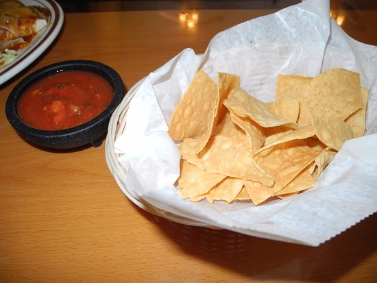 Forest City, IA: Free Salsa and Chips