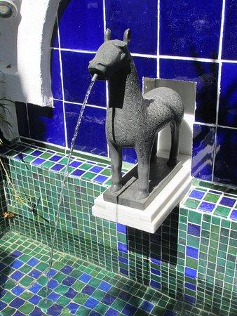 Fountain, Casa Andalusi