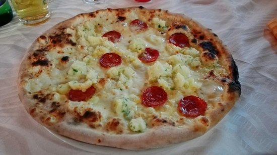 Il Castello: Pizza 😉