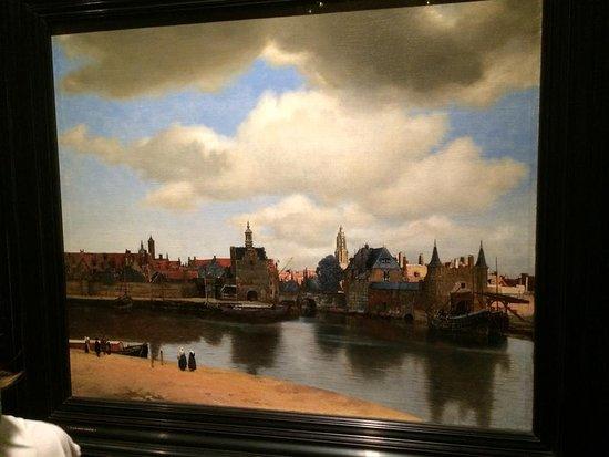 vermeer mauritshuis