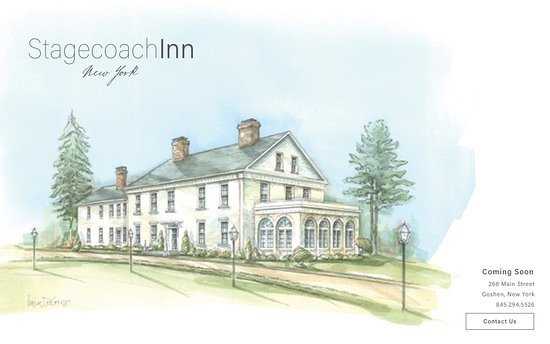Photo of Anthony Dobbins Stagecoach Inn Goshen