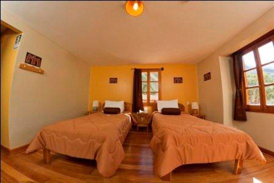 Pakaritampu Hotel: Habitación Doble