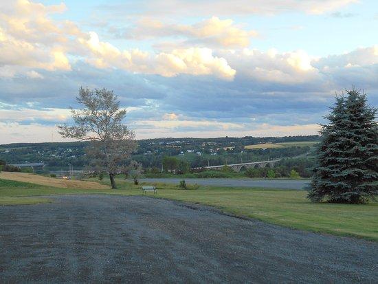 Hartland, Канада: View!