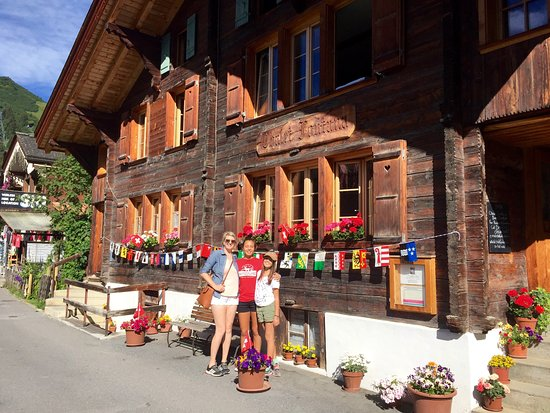 Chalet Fontana: Last day there!