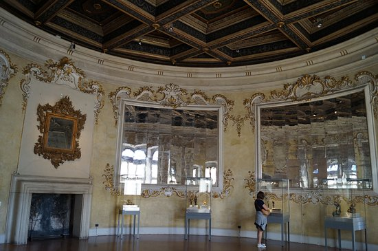 Sala degli specchi foto di castello del buonconsiglio - Sala degli specchi ...