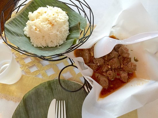 Papa's Kitchen: Delicious beef pares