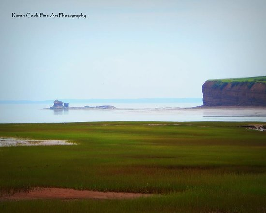 Canning, Канада: Spectacular views of Minas Basin