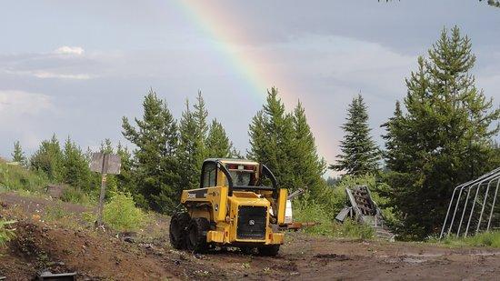 Vernon, Kanada: Klinker Opal Minesite