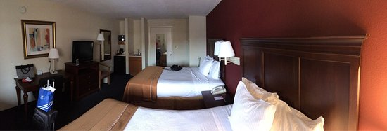 Howard Johnson Express Inn & Suites South Tampa Airport: photo0.jpg