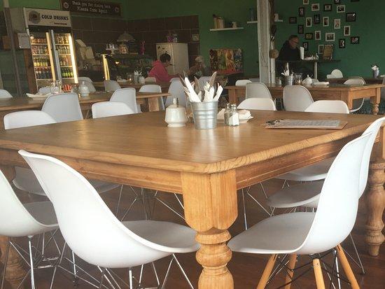 Toukley, Αυστραλία: Indoor seating