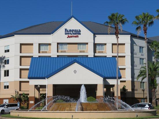 Fairfield Inn & Suites Orlando Lake Buena Vista Marriott Village Hotel