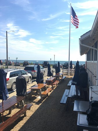 Photo of American Restaurant Lookout Tavern at 8 Seaview Ave., Oak Bluffs, MA 02557, United States