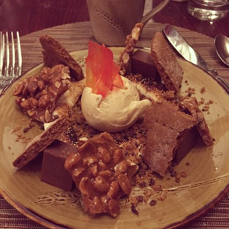 Whitefield, NH: Amazing s'mores dessert!