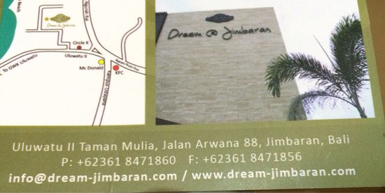 Dream @ Jimbaran & ZEN Rooms : photo1.jpg