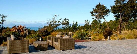 Kaiteriteri, Nueva Zelanda: Deck