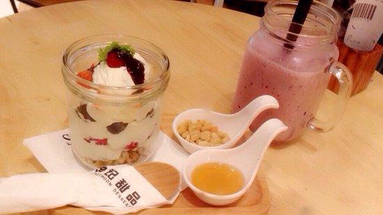 Sweetish by Honeymoon Dessert