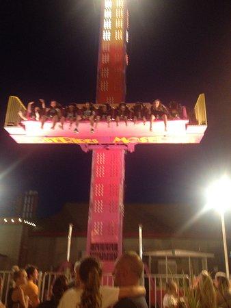 Fantasy Island Amusement Park : Not for the faint hearted