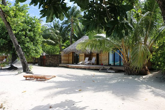 Le Taha'a Island Resort & Spa: Pool villa