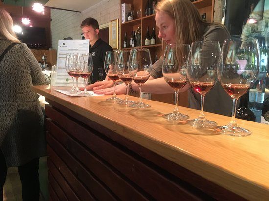 Griffith, Australia: Tasting Experience
