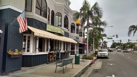 Restaurants In Newport Beach Ca On Pch