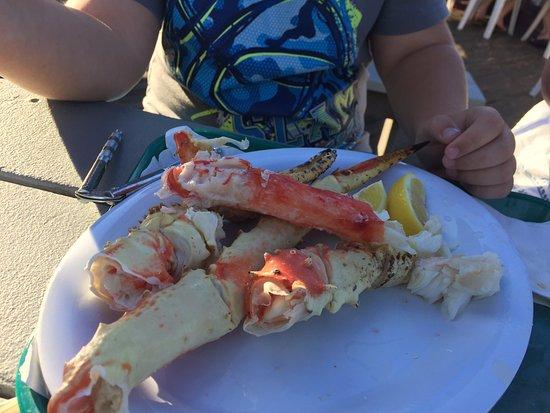 Sono Seaport Seafood Restaurant Alaskin King Crab Very Good