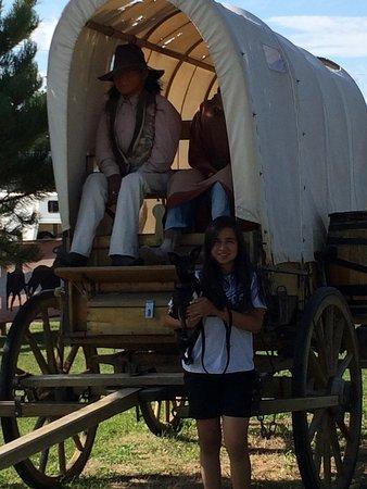 Broken Arrow  Campground: Broken Arrow is a nice western camp!