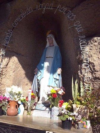 Tanti, Argentina: La virgen