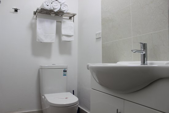 Blackheath, Αυστραλία: Deluxe Queen Bathroom 2