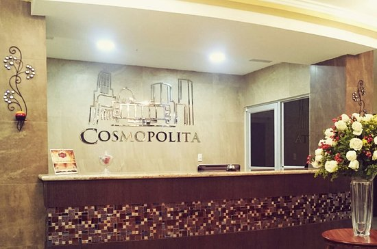 Hotel Confortel Cosmopolita