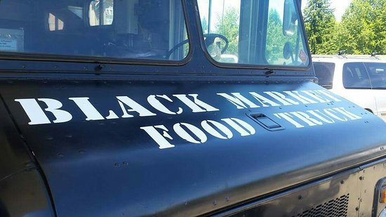 Black Market Food Truck & Catering
