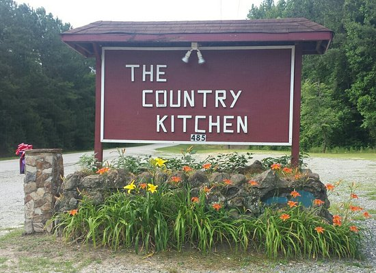 Barnesville, Τζόρτζια: The Country Kitchen