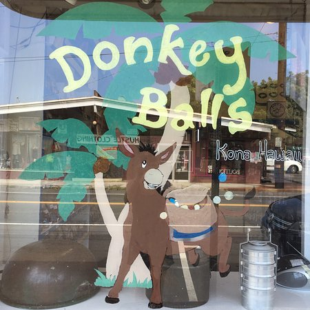 Donkey Balls Factory and Store: photo2.jpg