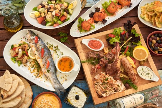 Avra Authentic Greek Restaurant