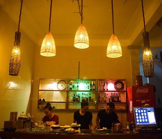 phong nha bamboo cafe bar