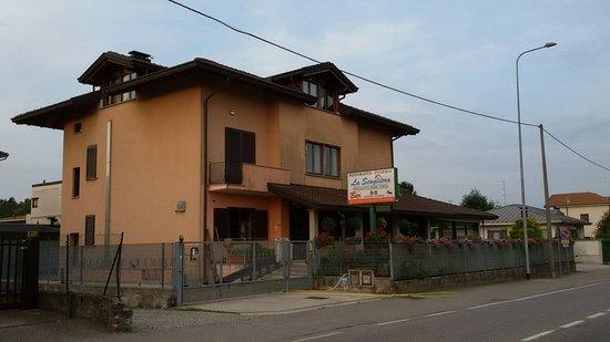 Cardano al Campo, อิตาลี: Ristorante Pizzeria La Scogliera