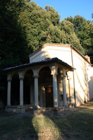 Il Focolare: Capella di San Vivaldo