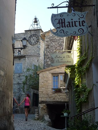 Violes, Frankrijk: Seguret