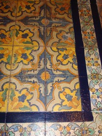 Azulejos Originales Del Tiempo Colonial Perfectamente Conservados - Azulejos-originales