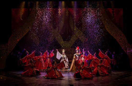 Jeongdong Theater: finale
