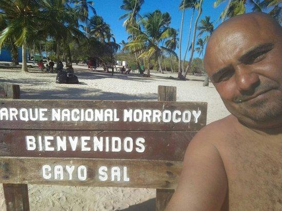 Chichiriviche, Venezuela: Playa cayo sal