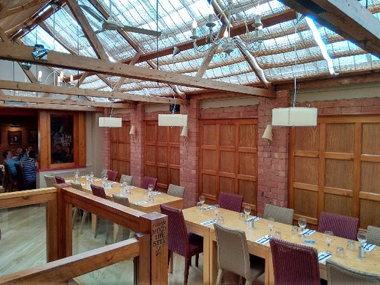 Welford on Avon, UK: Smart interior
