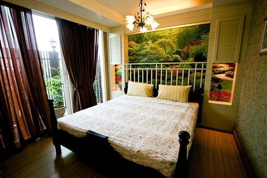 Sabai Sabai at Sukhumvit Hotel: VINTAGE SUITE - SKY GARDEN