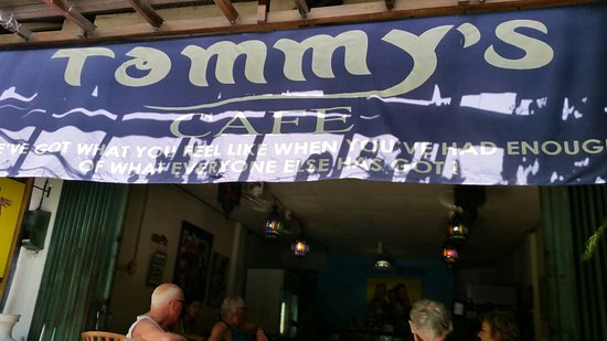 Tommy's Cafe: Unreal meal ...