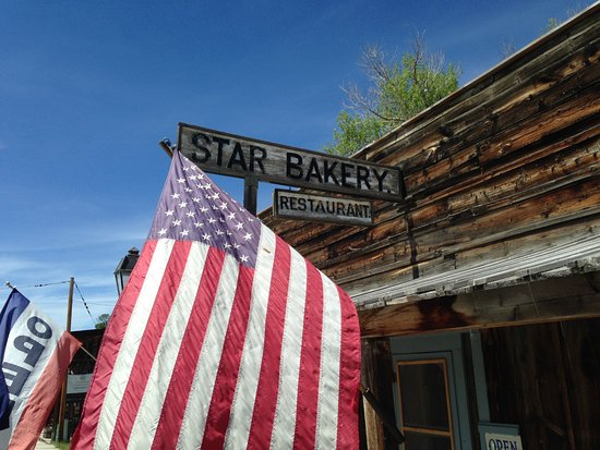Virginia City, MT: The sign that caught my eye...