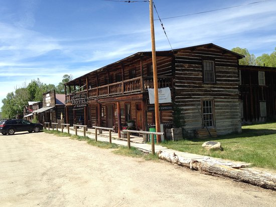 Virginia City, MT: The town...