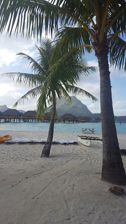 Bora Bora Pearl Beach Resort & Spa: Gorgeous views