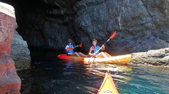 SK Kayak: Cueva