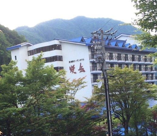 Okuhida Garden Hotel Yakedake Higaeri Onsen
