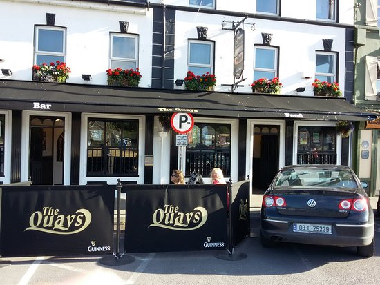 Bantry, İrlanda: The Quay Bar