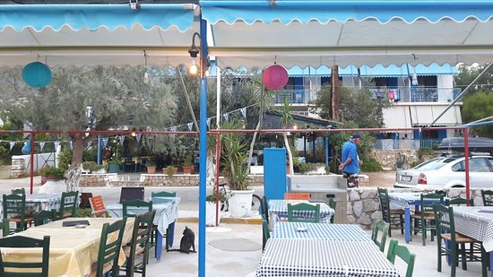 Korfos, Greece: Taverne Selena